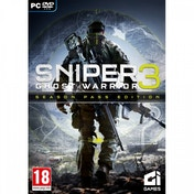 Sniper Ghost Warrior 3 Season Pass Edition PC Game (+ Model Sniper Rifle and DLC)