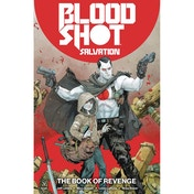 Bloodshot Salvation: Volume 1: The Book Of Revenge