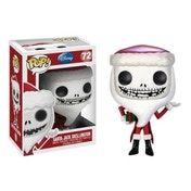 Santa Jack (Nightmare Before Christmas) Funko Pop! Vinyl Figure