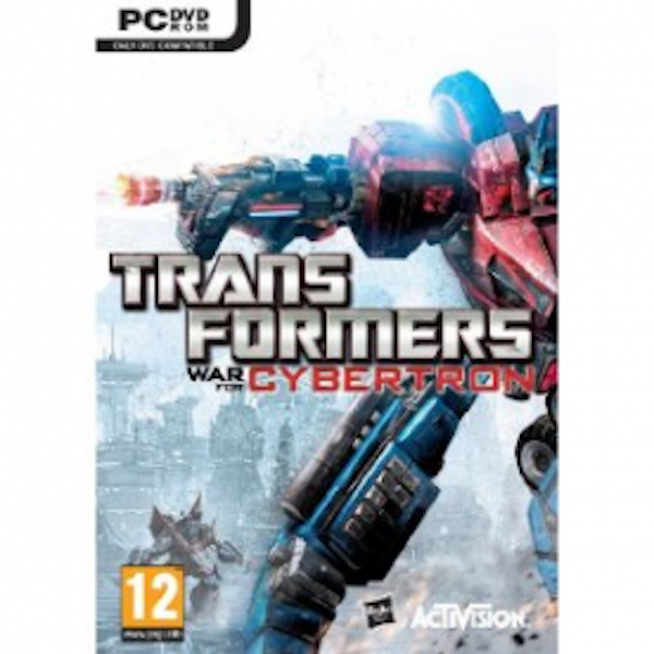 Transformers War For Cybertron Game PC