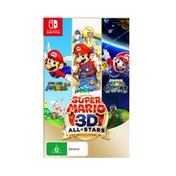 Super Mario 3D All Stars Nintendo Switch Game [Australian Version]