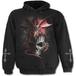 Serpent Infection Men's Large Hoodie - Black - Image 2