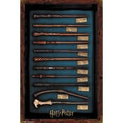 Harry Potter - Wands Maxi Poster