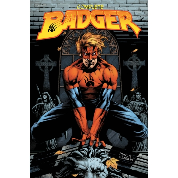 Complete Badger Volume 2