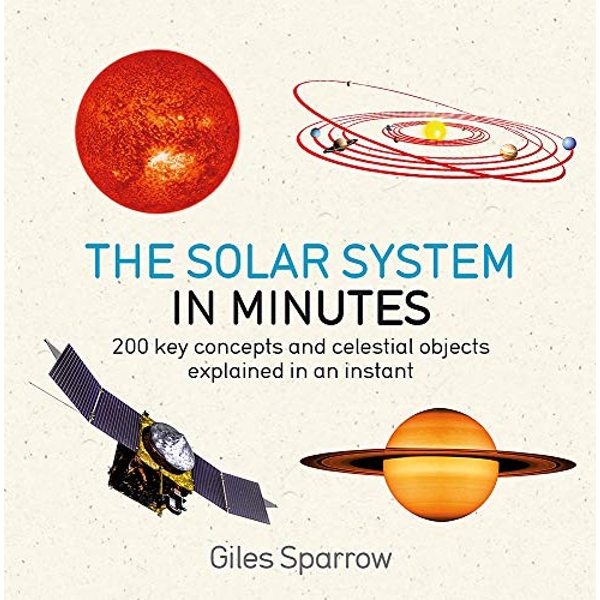 Solar System in Minutes  Paperback / softback 2018