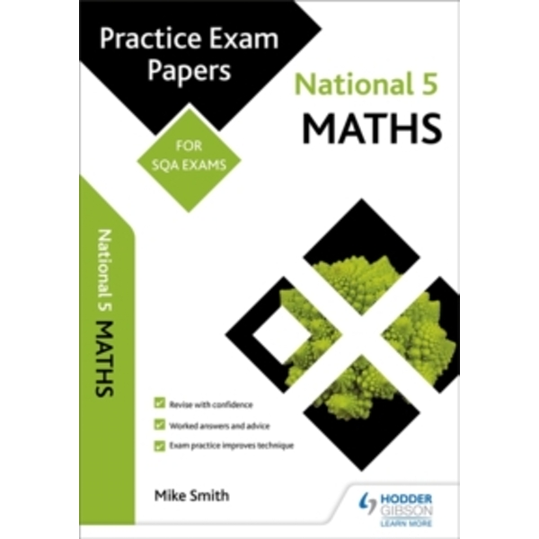 National 5 Maths: Practice Papers for SQA Exams by Mike Smith (Paperback, 2016)