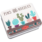 Pins & Needles Tin