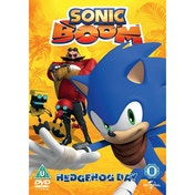 Sonic Boom: Volume 2 - Hedgehog Day DVD