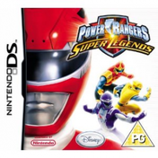 Power Rangers Super Legends Game DS