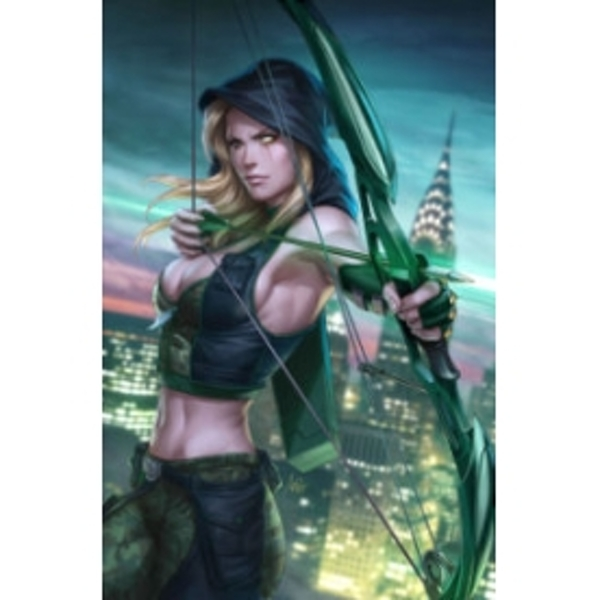 Grimm Fairy Tales: Robyn Hood: Wanted