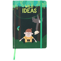 Jungle Adventure A5 Notebook
