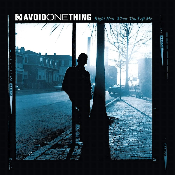 Avoid One Thing - Right Here Where You Left Me Vinyl