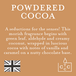Powdered Cacao (Pastel Collection) Tin Candle - Image 4
