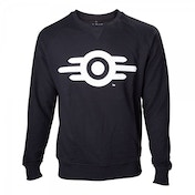 Fallout 4 Adult Male Vault Tech Logo Crew Neck X-Large Sweater