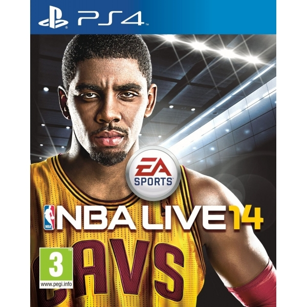 NBA Live 14 Game PS4