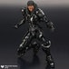 DC Man Of Steel Play Arts Kai Action Figure General Zod - Image 4