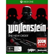 Wolfenstein The New Order Game Xbox One (Australian Version)