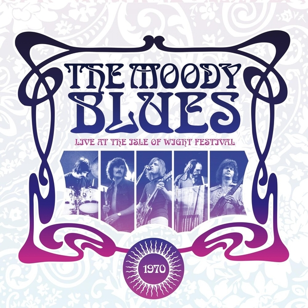 The Moody Blues - Live At The Isle Of Wight Festival 1970 Vinyl