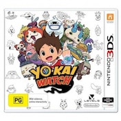 Yo-Kai Watch 3DS Game (Australian Stock)
