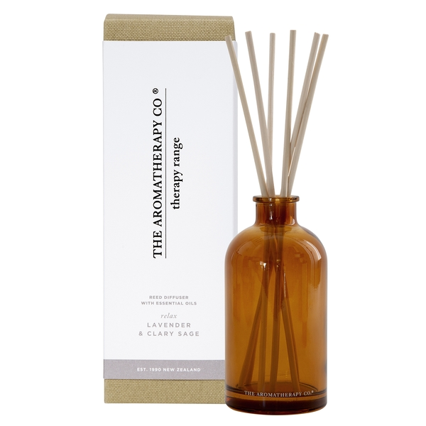Therapy Reed Diffuser Lavender & Clary Sage