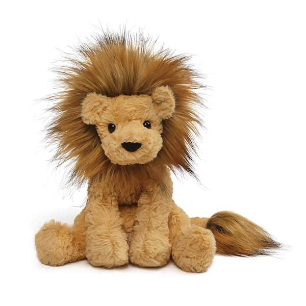 Cozys Lion Small Soft Toy