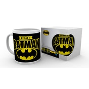 DC Comics My Dad is Batman Mug