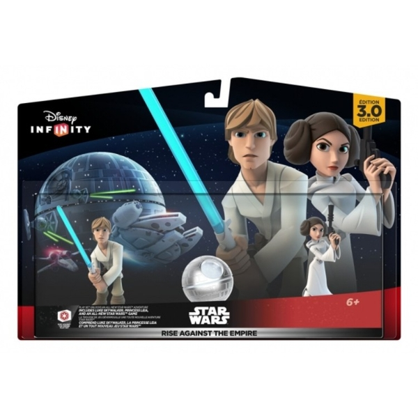 Disney Infinity 3.0 Star Wars Rise Against the Empire Playset