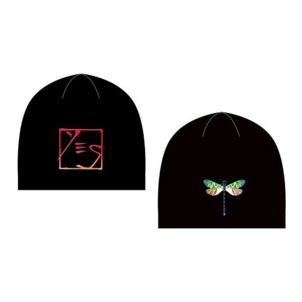 Yes - Dragonfly Beanie Hat
