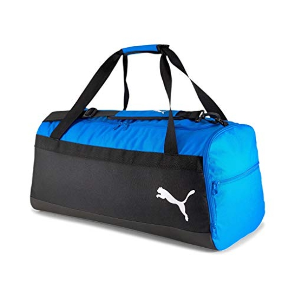 Puma Unisex's teamGOAL 23 Teambag M Sports Bag, Electric Blue Lemonade Black, OSFA