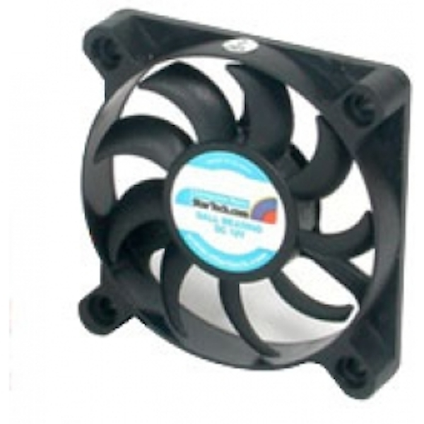 StarTech 60x10mm Replacement Ball Bearing Computer Case Fan with TX3 Connector