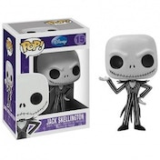 Jack Skellington (Disney Nightmare Before Christmas) Funko Pop! Vinyl Figure