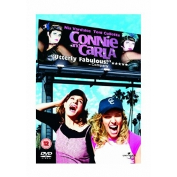 Connie And Carla DVD