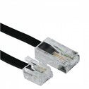 Hama DSL Connection Cable 8p4c Modular Plug - 6p4c Modular Plug 3m
