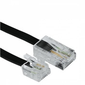 DSL Connection Cable 8p4c Modular Plug - 6p4c Modular Plug 3m