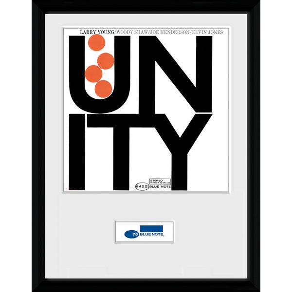 Blue Note Unity (30 x 40cm) Collector Print