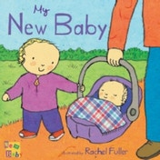 My New Baby by Child's Play International Ltd (Board book, 2009)