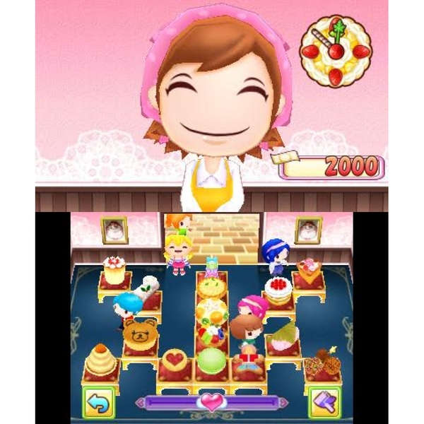 Cooking Mama Sweet Shop 3DS Game - Image 3