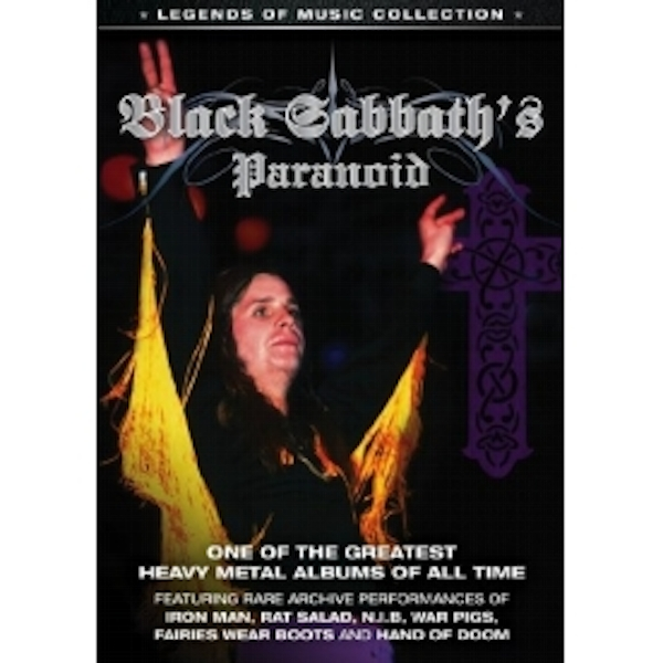 Black Sabbath - Paranoid DVD