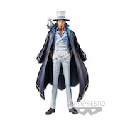 Rob Rucchi (One Piece Stampede) DXF Grandline Men Vol 3 PVC Statue