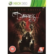 The Darkness II 2  Limited Edition Game Xbox 360 [Used]