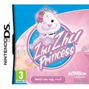 Zhu Zhu Princess Carriages & Castles Game DS