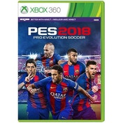 Pro Evolution Soccer 2018 Xbox 360 Game