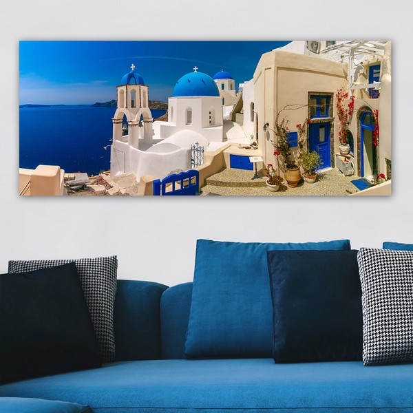 YTY432471913_50120 Multicolor Decorative Canvas Painting