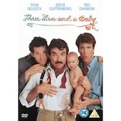 Three Men And A Baby DVD