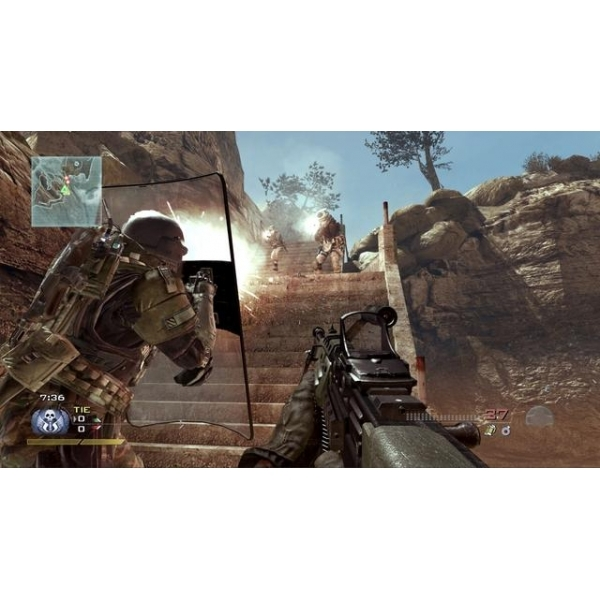 Call Of Duty 6 Modern Warfare 2 (Classics) Game Xbox 360 - Image 3