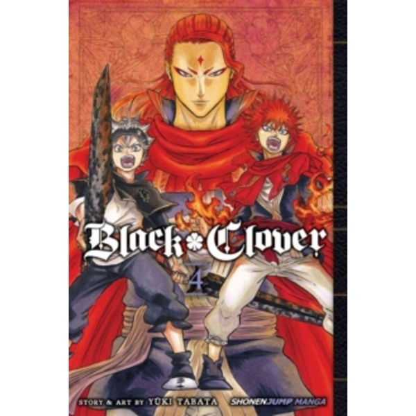 Black Clover, Vol. 4 : 4