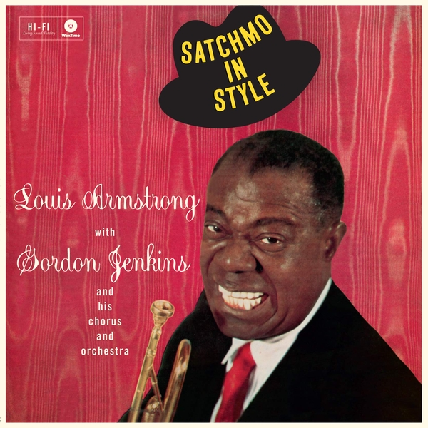 Louis Armstrong - Satchmo In Style Vinyl