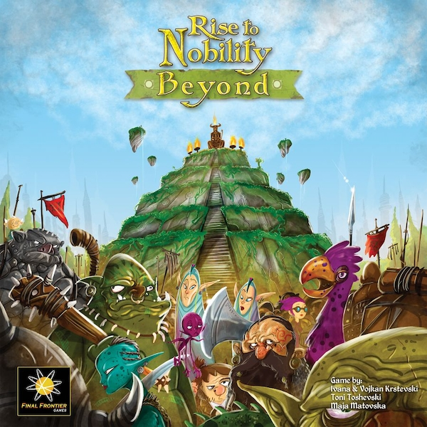 Rise to Nobility: Beyond Board Game
