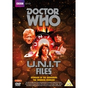 Doctor Who: U.N.I.T. Files (1975) DVD
