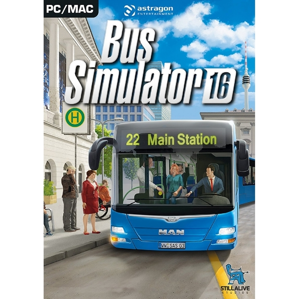 Bus Simulator 2016 PC Game - Image 1